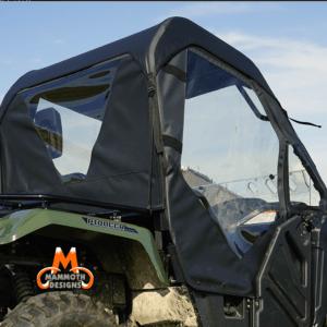 FULL CAB ENCLOSURE FITS AERO-VENT LEXAN WINDSHIELD HONDA PIONEER 500-0