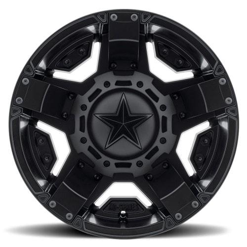 XS 811 ROCKSTAR 2 +0MM MATTE BLACK-14829