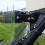 EMP FORWARD MOUNT LED LIGHT BRACKET SET POLARIS RZR/GENERAL -14870