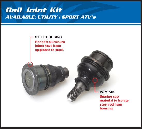 LOWER BALL JOINT KIT-CAN AM-14937