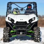 SUPER ATV FLIP WINDSHIELD SCRATCH RESISTANT KAWASAKI TERYX 800/TERYX 4 2014-2015-14926
