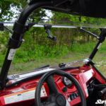 SUPER ATV FLIP WINDSHIELD SCRATCH RESISTANT POLARIS RZR 800-14837