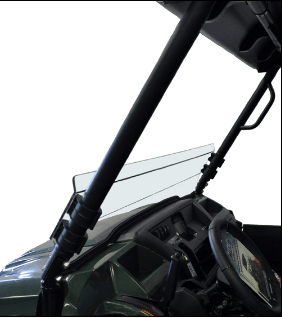 SHORT WINDSHIELD KAWASAKI MULE PRO-FXT -14842