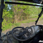SUPER ATV FULL WINDSHIELD SCRATCH RESISTANT POLARIS RANGER 500/700/800 -14942