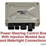 SUPER ATV EZ-STEER POWER STEERING KIT CAN-AM COMMANDER - 2011-2014-15042