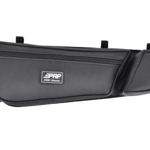 PRP SEATS STOCK DOOR BAG MAVERICK X3 - PAIR - BLACK-0