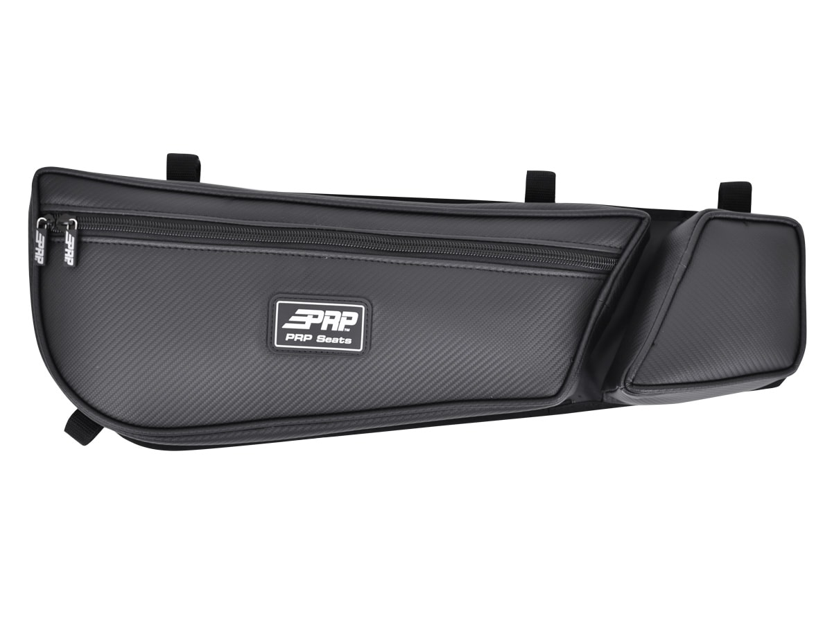 PRP SEATS STOCK DOOR BAG MAVERICK X3 - PAIR - BLACK-0