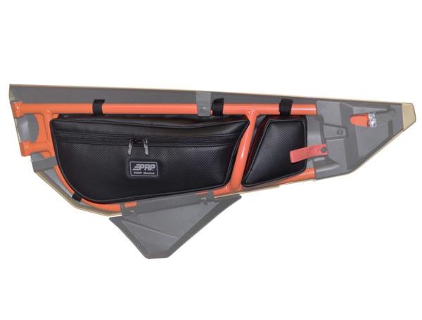 PRP SEATS STOCK DOOR BAG MAVERICK X3 - PAIR - BLACK-15105