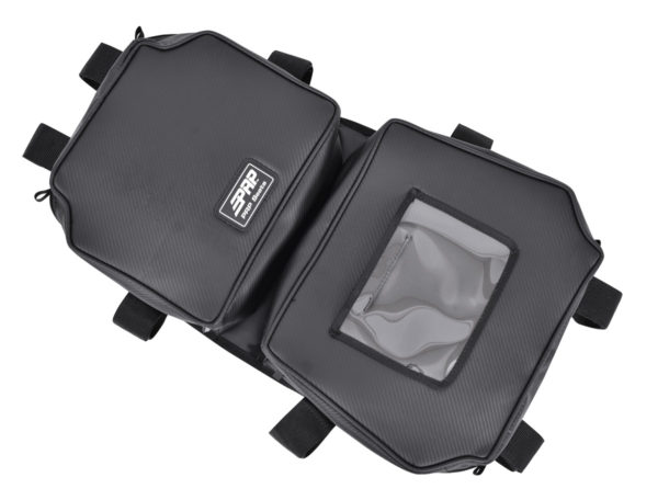 PRP SEATS OVERHEAD BAG MAVERICK X3 - BLACK-0