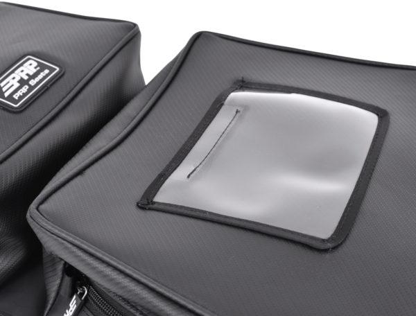 PRP SEATS OVERHEAD BAG MAVERICK X3 - BLACK-15124