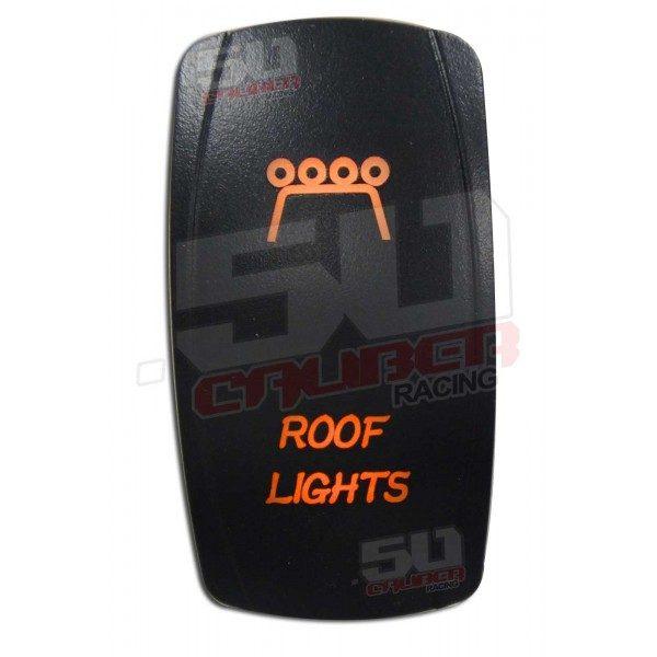 ROOF LIGHTS ILLUMINATED ROCKER SWITCH-0