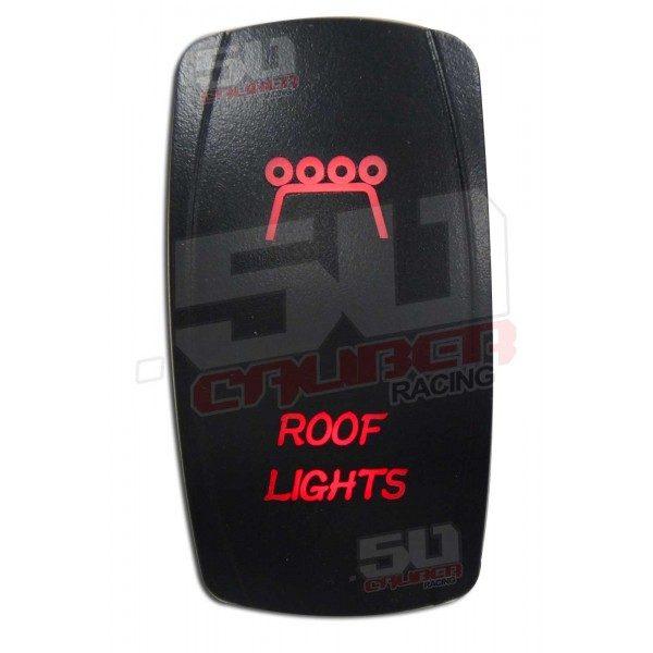 ROOF LIGHTS ILLUMINATED ROCKER SWITCH-15152
