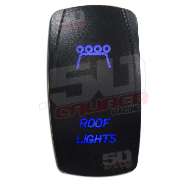ROOF LIGHTS ILLUMINATED ROCKER SWITCH-15153