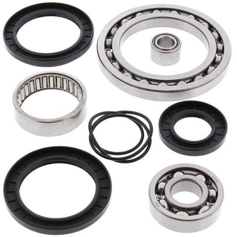 REAR DIFFERENTIAL BEARING AND SEAL KIT GRIZZLY 660 -0