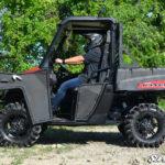 SUPER ATV HALF DOORS POLARIS RANGER 570 MIDSIZE -15223