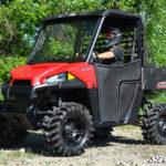 SUPER ATV HALF DOORS POLARIS RANGER 570 MIDSIZE -15222
