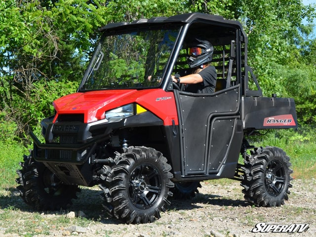 super atv half doors polaris ranger 570 midsize utv. Black Bedroom Furniture Sets. Home Design Ideas