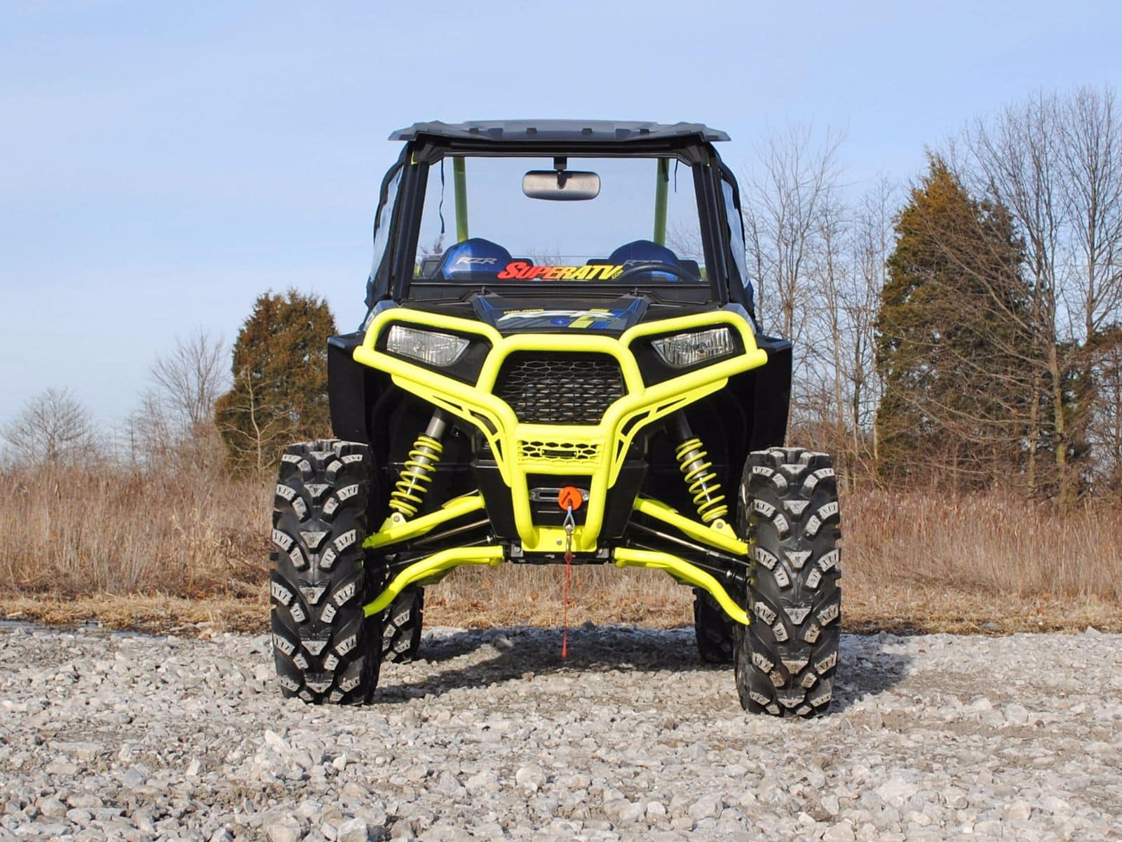 "SUPER ATV 3"""" LIFT KIT 2015 RZR S 900 /4 900-0"