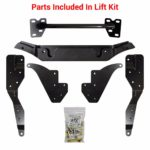 "SUPER ATV 3"""" LIFT KIT 2015 RZR S 900 /4 900-15343"