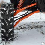 """SUPER ATV 7""""""""-10"""""""" LIFT KIT POLARIS GENERAL - BLACK-15414"""