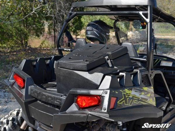 SUPER ATV REAR CARGO BOX POLARIS RZR XP 900 2011-2014-15341