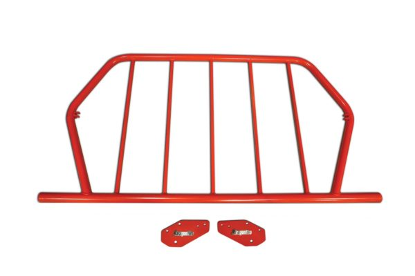 DRAGONFIRE RACEPACE CARGO RACK CAN-AM MAVERICK X3 - RED-15330