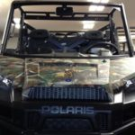 SIDE VIEW MIRROR POLARIS RANGER XP 900-0