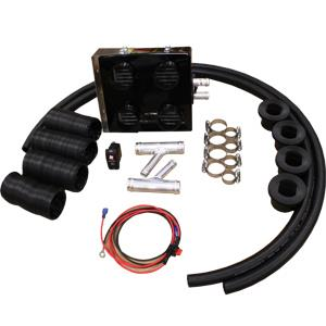 CAB HEATER WITH DEFROST HIDDEN UNDER HOOD POLARIS RANGER 900 XP CREW-15512