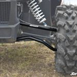 SUPER ATV HIGH CLEARANCE A-ARMS ARCTIC CAT WILDCAT SPORT - BLACK-15548