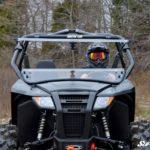SUPER ATV FLIP WINDSHIELD SCRATCH RESISTANT ARCTIC CAT WILDCAT TRAIL-15529