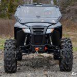 SUPER ATV FLIP WINDSHIELD SCRATCH RESISTANT ARCTIC CAT WILDCAT TRAIL-0