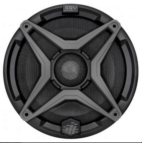 SSV WORKS SPEAKERS A6 POWERSPORTS -15539