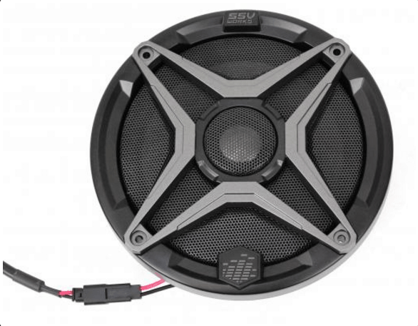 SSV WORKS SPEAKERS A6 POWERSPORTS -0
