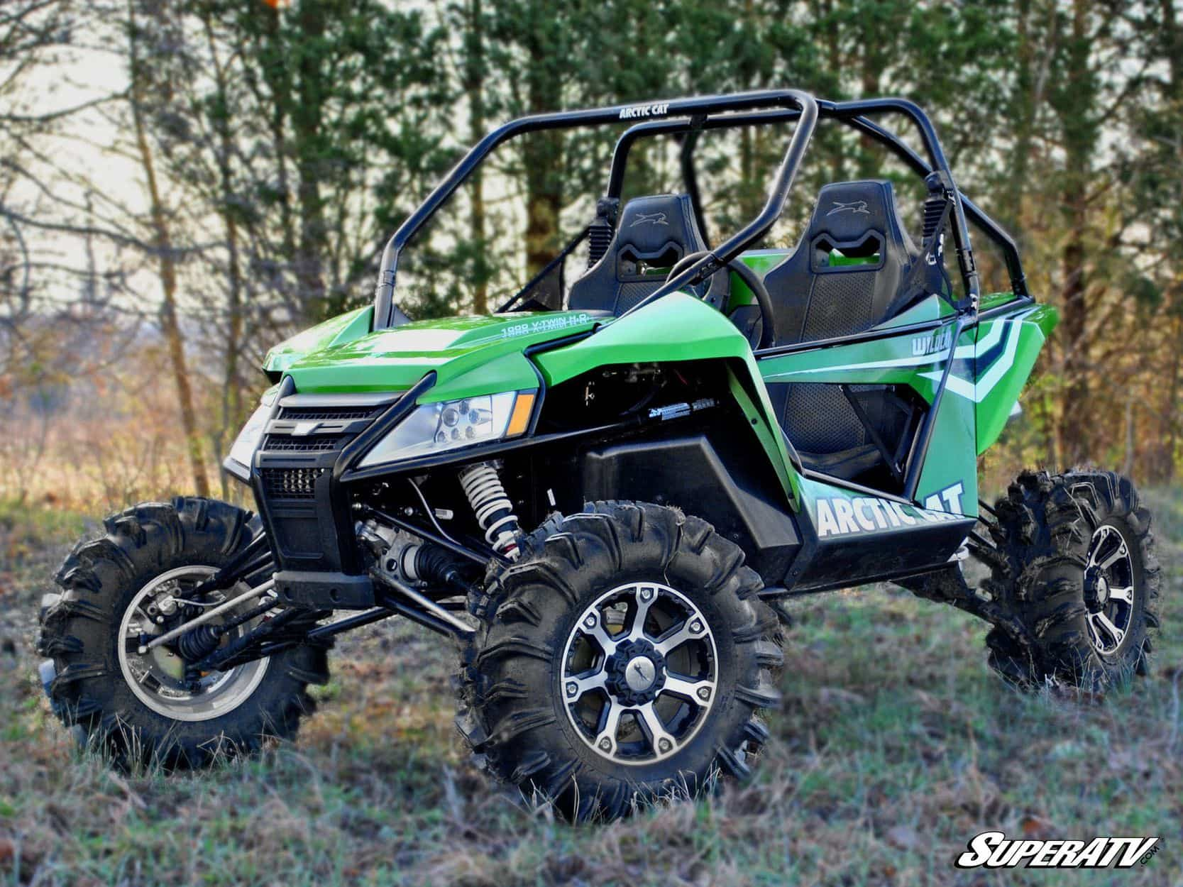 "SUPER ATV 3.5"""" LIFT KIT ARCTIC CAT WILDCAT/WILDCAT X-16271"