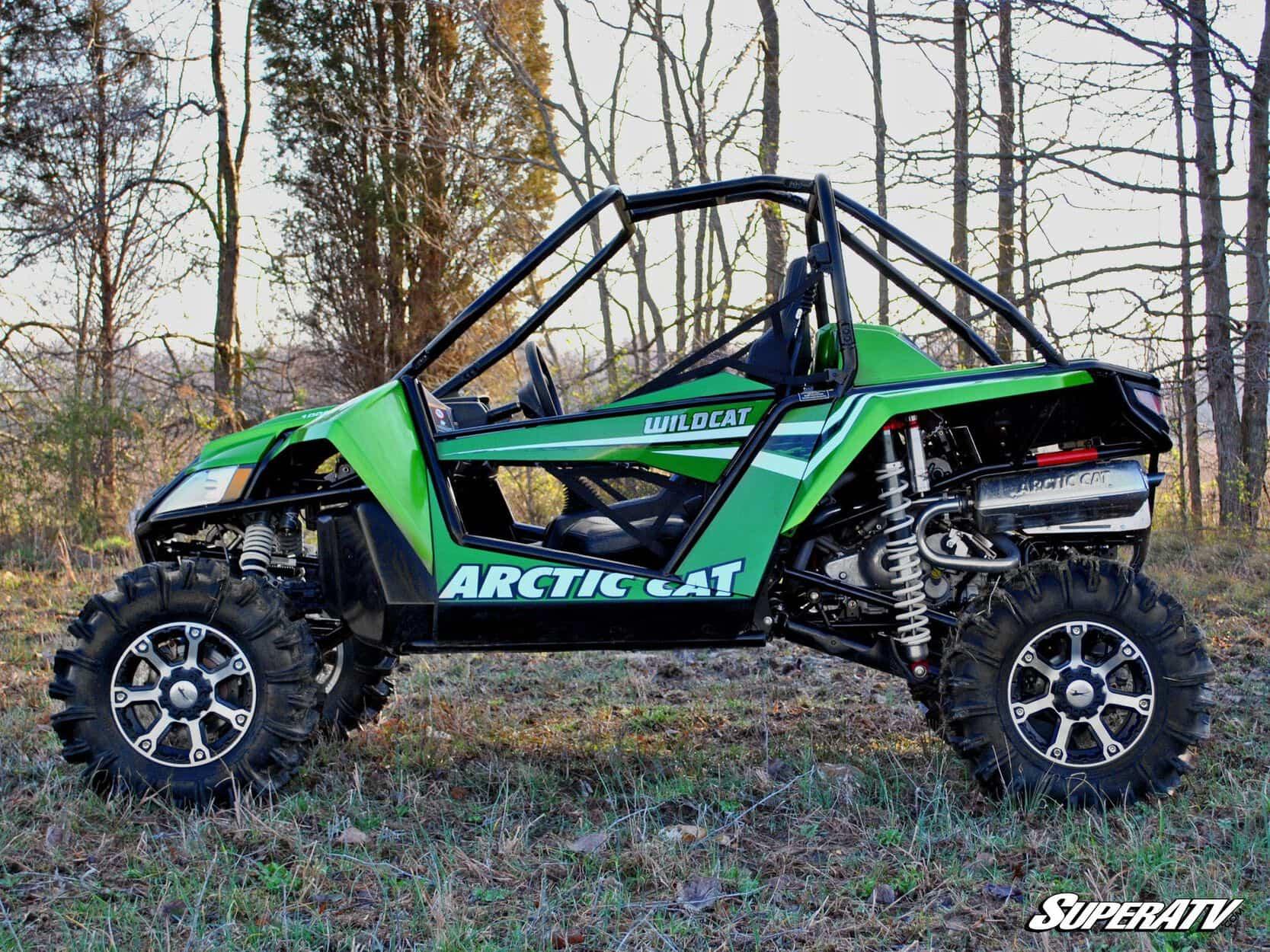 """Super ATV 3.5/"""" Lift Kit Arctic Cat Wildcat//X for Fox Podium Shocks"""