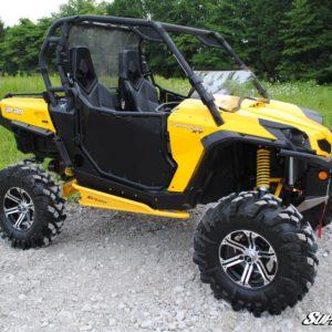 SUPER ATV NERF BARS CAN-AM COMMANDER - YELLOW-0