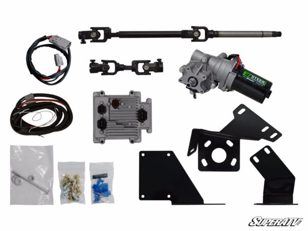 SUPER ATV EZ-STEER POWER STEERING KIT CAN-AM DEFENDER -0