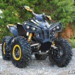 """SUPER ATV 2"""""""" LIFT KIT CAN-AM RENEGADE GEN 1-16276"""