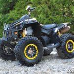 """SUPER ATV 2"""""""" LIFT KIT CAN-AM RENEGADE GEN 1-16277"""