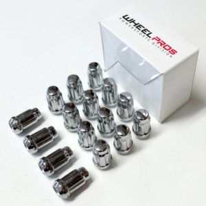 1/2 SPLINE LUG NUT KIT - CLUB CAR - BLACK-0