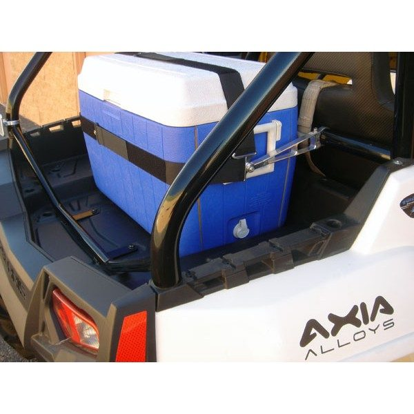 CARGO MOUNTING SYSTEM FOR COOLERS/GAS CANS - BLACK-15818