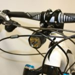 RIGID HALO LED FLASHLIGHT MOUNT - BLACK-15785