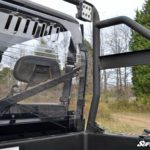 SUPER ATV REAR WINDSHIELD VENTED POLARIS RANGER 500/700/800 FULL SIZE -15914