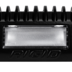RIGID 1X2 65-DEGREE DC SCENE LIGHT - BLACK-16031