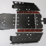 """TRAIL ARMOR SKID PLATE WITH ROCK SLIDERS CAN-AM MAVERICK X3 - 1/2"""""""" UMHW-0"""