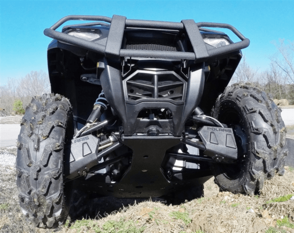 "TRAIL ARMOR SKID PLATE POLARIS SPORTSMAN 850/850 SP/XP 1000/SCRAMBLER 850/XP 1000 - 1/2"""" UHMW-15925"