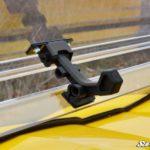 SUPER ATV FLIP WINDSHIELD SCRATCH RESISTANT CAN-AM COMMANDER -16665