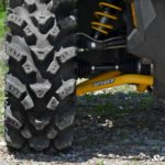 SUPER ATV HIGH CLEARANCE LOWER A-ARMS CAN-AM OUTLANDER/RENEGADE GEN 2 - YELLOW-16626