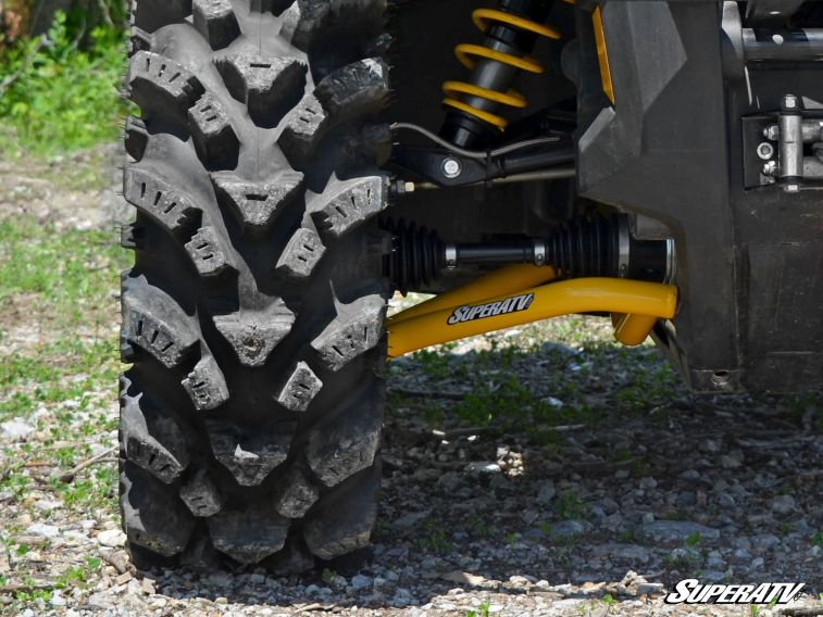 Snow Plow Prices >> SUPER ATV HIGH CLEARANCE LOWER A-ARMS CAN-AM OUTLANDER/RENEGADE GEN 2 - BLACK | UTV Canada