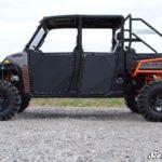 SUPER ATV HALF DOORS POLARIS RANGER 570/900 FULL SIZE CREW -0